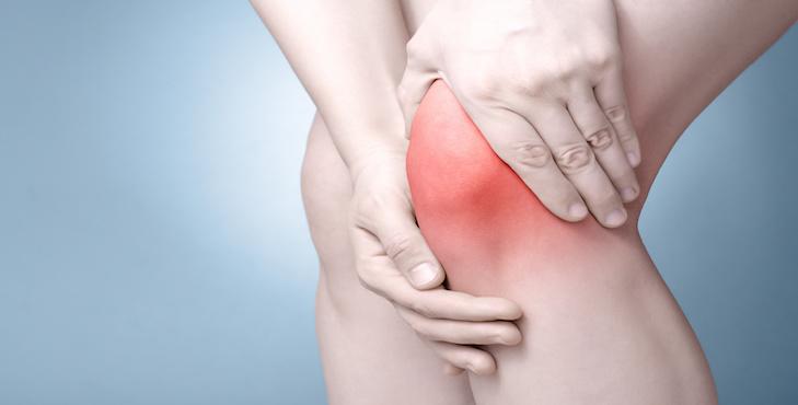 bolečine v sklepih, kolenu
